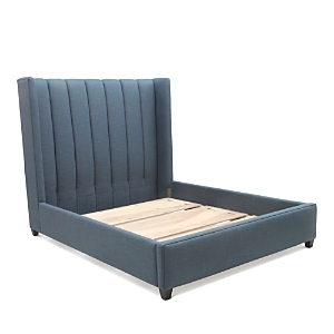 Bloomingdales Artisan Collection Levi Channeled Queen Bed  100 Exclusive