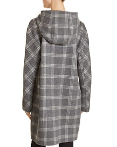 Theory - Letav Wool & Cashmere Plaid Coat - 100% Exclusive