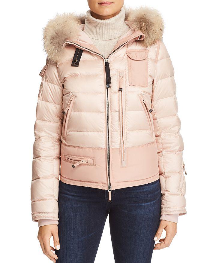 Parajumpers - Skimaster Fur Trim Down Coat