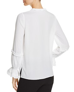 Le Gali - Shana Ruffled Poet Top - 100% Exclusive