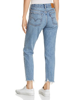 Levi's - Wedgie Icon Straight Jeans in Shut Up