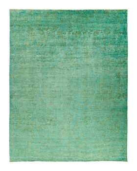 """Bloomingdale's - Vibrance 18 Hand Knotted Area Rug, 9' 0"""" x 11' 7"""""""