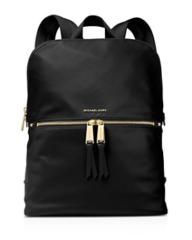 Michael Kors Polly Medium Nylon Slim Backpack