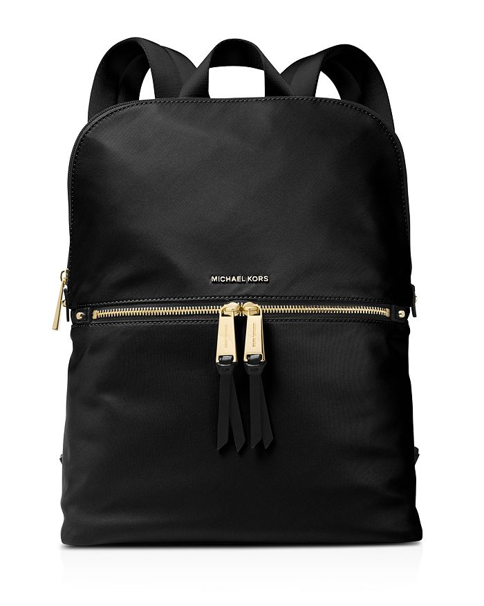 604501e0ceeeb7 MICHAEL Michael Kors Polly Medium Nylon Slim Backpack | Bloomingdale's