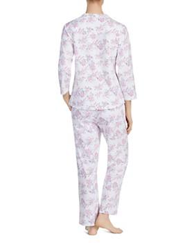 Eileen West - Long Floral PJ Set