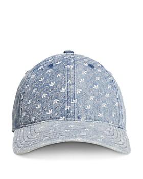 adidas Originals - Denim Monogram Snapback Hat