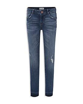 DL1961 - Girls' Distressed Chloe Skinny Jeans - Little Kid