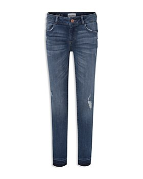 DL1961 - Girls' Distressed Chloe Skinny Jeans - Little Kid