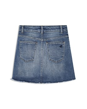 DL1961 - Girls' Denim Mini Skirt - Little Kid