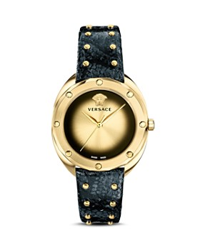 Versace Collection - Shadov Snakeskin Watch, 38mm