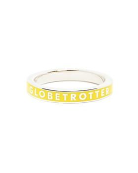 Jet Set Candy - Globetrotter Ring