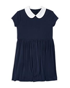 Ralph Lauren - Girls' Crepe Dress - Little Kid