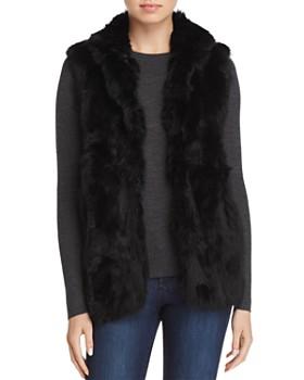Women S Fur Coats Faux Fur Mink Amp More Bloomingdale S