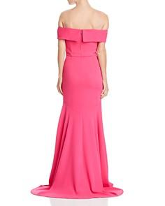 Jarlo - Off-the-Shoulder Gown