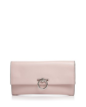 Rebecca Minkoff - Jean Medium Leather Clutch