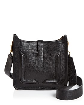 Rebecca Minkoff - Feed Mini Leather Crossbody