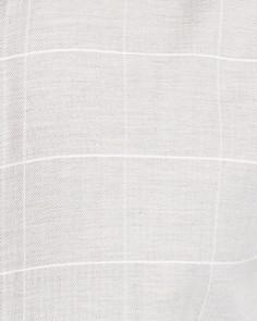 BOSS - Lukas Micro-Herringbone Grid-Print Regular Fit Shirt