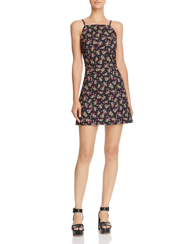 Sale alerts for  Whisper Light Floral Mini Dress - Covvet