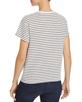 Monrow - Vintage Striped Tee
