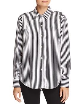 Current/Elliott - The Loretta Striped Shirt
