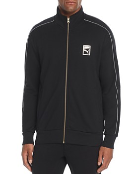 PUMA - Chains Metallic Logo Track Jacket