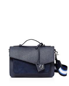 Botkier - Cobble Hill Medium Leather & Suede Crossbody