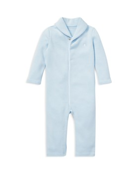 Ralph Lauren - Boys' French-Rib Cotton Coverall - Baby