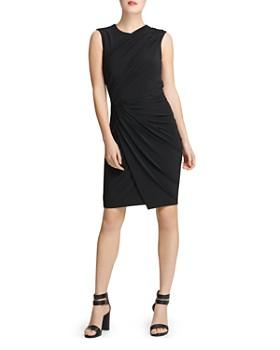 Donna Karan - Draped Jersey Dress