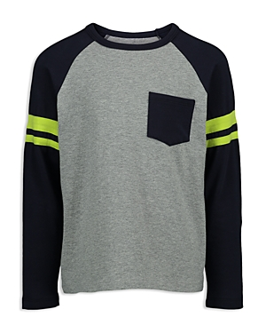 Mini Series Boys' Raglan Tee, Little Kid - 100% Exclusive