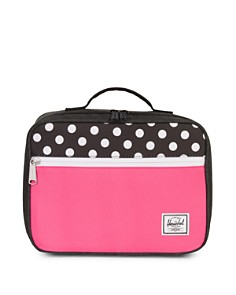 Herschel Supply Co. - Polka Dot Pop Quiz Lunch Box