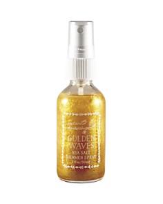 Captain Blankenship - Golden Waves Sea Salt Shimmer Spray 2 oz.