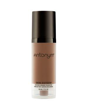 ANTONYM COSMETICS Certified Organic Skin Esteem Foundation in Dark