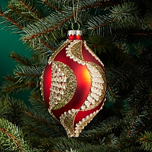 Bloomingdale's Swirled Teardrop Ornament - 100% Exclusive