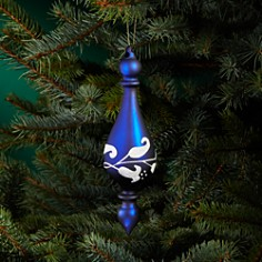 Bloomingdale's Glass Finial Ornament - 100% Exclusive_0