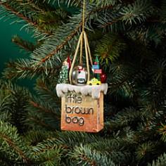 Bloomingdale's Little Brown Bag New York Ornament - 100% Exclusive_0