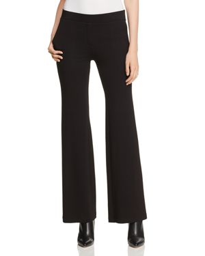 CAPOTE FLARED PULL-ON PANTS