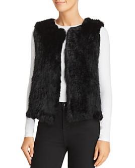 525 - Classic Fur Vest