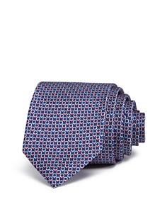 Salvatore Ferragamo Energia Gancini Silk Classic Tie - Bloomingdale's_0