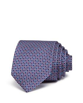 Salvatore Ferragamo - Energia Gancini Silk Classic Tie