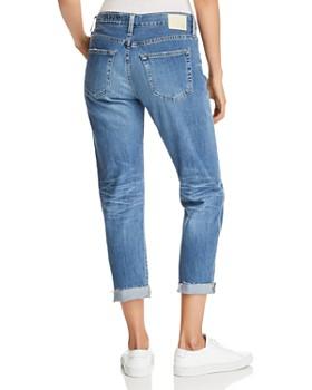 AG - Ex Boyfriend Slim Jeans in 14 Years Foxtail