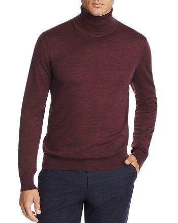The Men's Store at Bloomingdale's - Merino Wool Turtleneck Sweater - 100% Exclusive