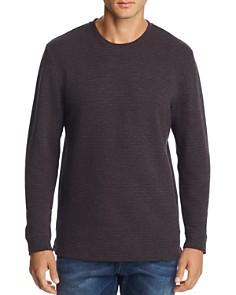The Men's Store at Bloomingdale's - Micro-Stripe Long-Sleeve Tee - 100% Exclusive