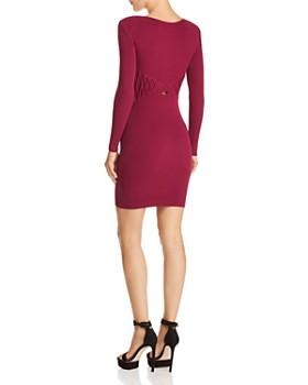 GUESS - Knit Zip-Front Dress