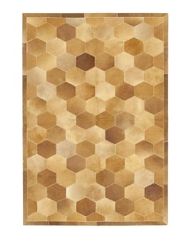 Bloomingdale's - Cowhide Hand-Knotted Area Rug Collection