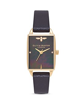 Olivia Burton - Beehive Black Watch, 20.5mm x 25.5mm
