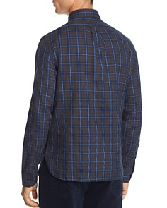 The Men's Store at Bloomingdale's - Plaid Twill Slim Fit Shirt - 100% Exclusive