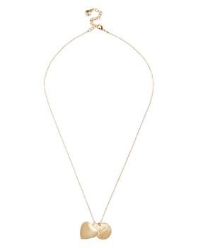"""BAUBLEBAR - Buon Giorno Heart & Disc Pendant Necklace, 21"""""""