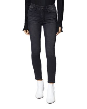 Social Skinny Ankle Jeans In Art School Gray, Art Schl G