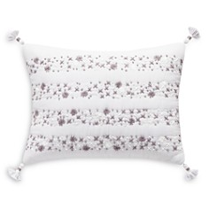 """Splendid Embroidered Decorative Pillow, 12"""" x 16"""" - Bloomingdale's_0"""