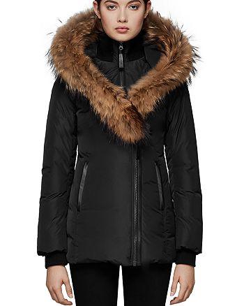 fbe9e9810d4 Mackage Adali Fur Trim Lavish Down | Bloomingdale's